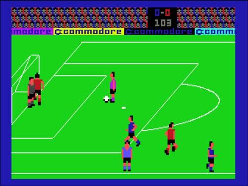 Intern Soccer