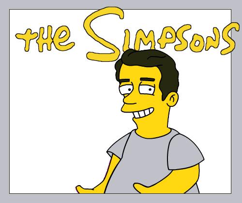 Simpsonized pinKISH