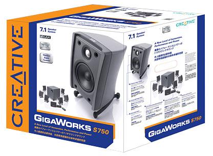 Creative GigaWorks S750