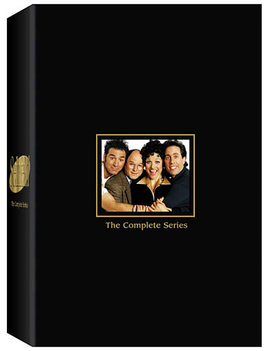 Seinfeld complete series DVD