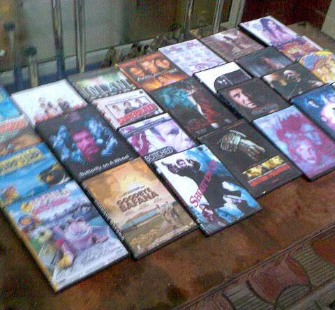 Taraba cu DVD