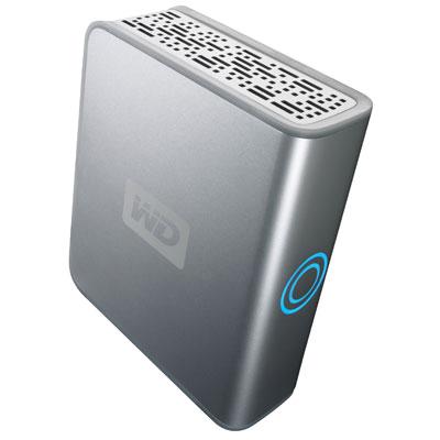 WD MyBook Pro