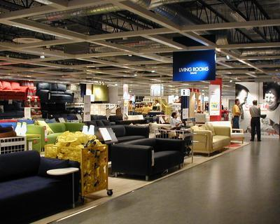 showroom IKEA