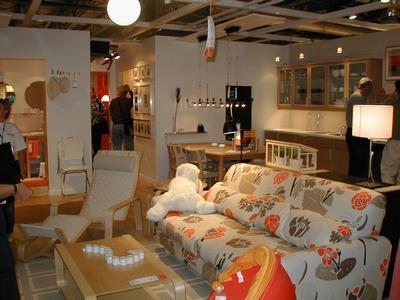 showroom IKEA
