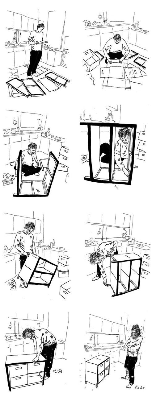 14 caricatura