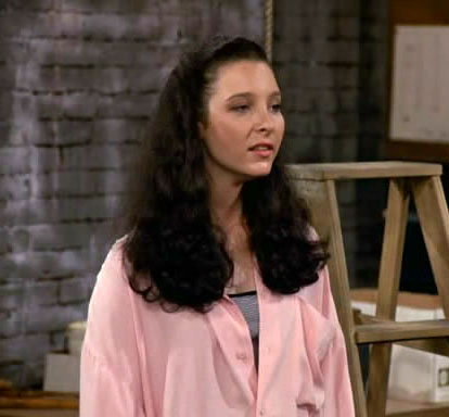 phoebe in Cheers