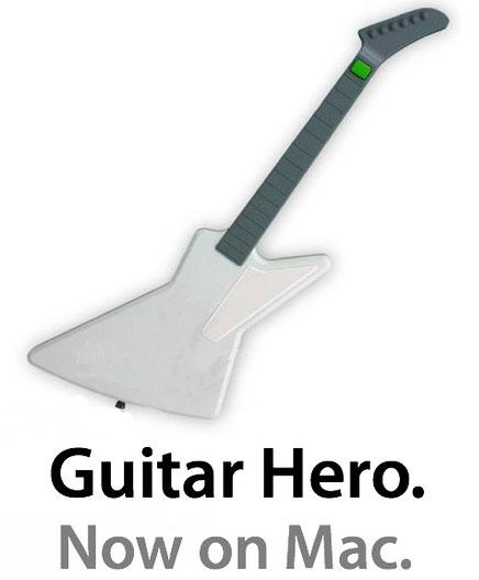 mac guitar hero