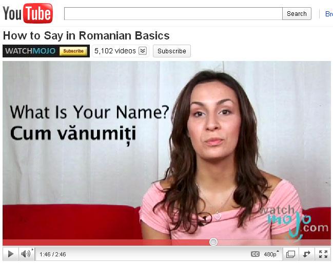 learn romanian 4