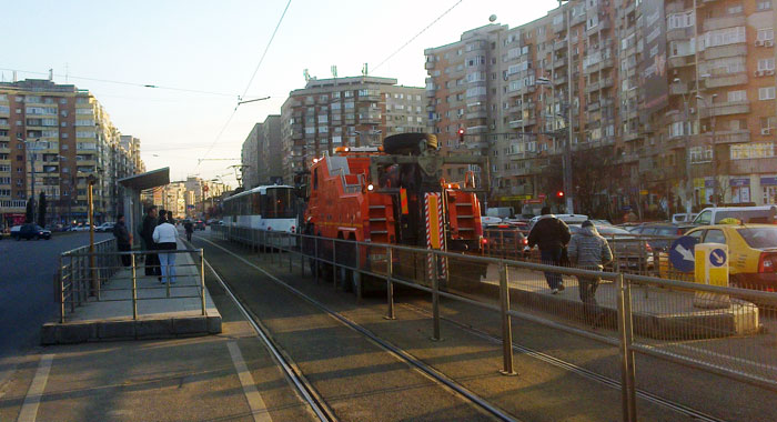 noul tramvai