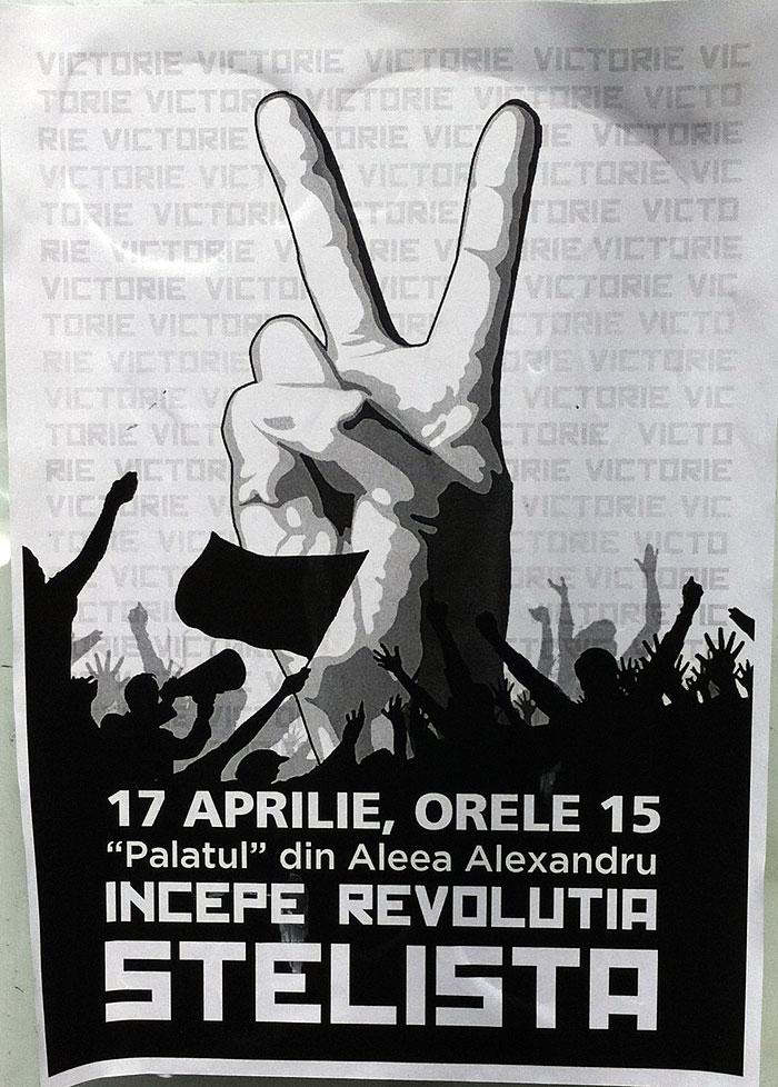 revolutia stelista