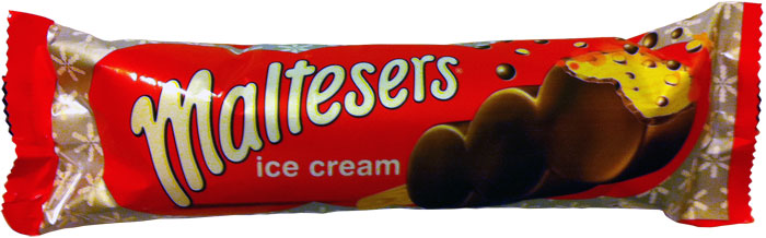 maltesers icecream