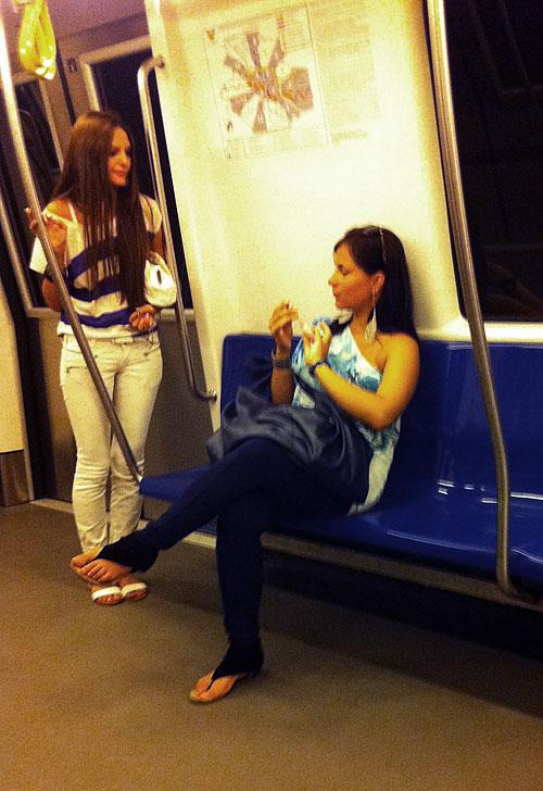 manichiura metrou
