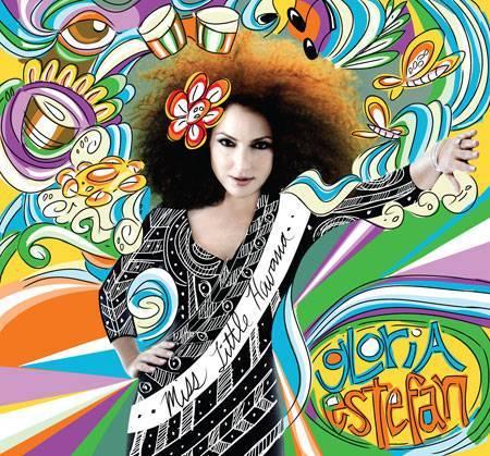 gloria estefan little miss havana cd cover