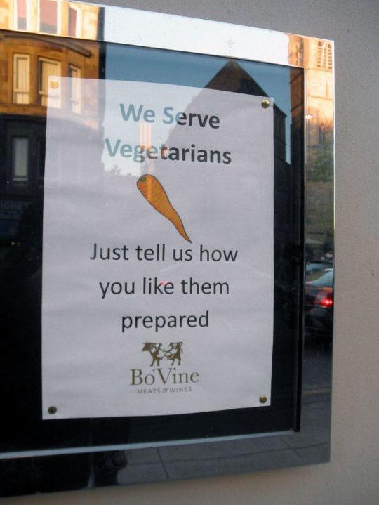 fuck vegans