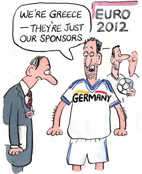 euro 2012 fun