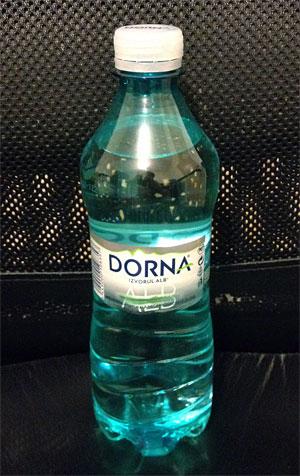 garbage water