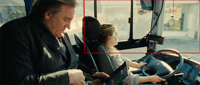 crew visible in movie