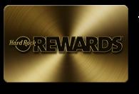 hard rock rewards card