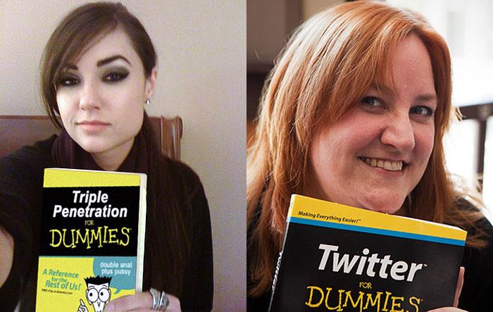 life vs twitter