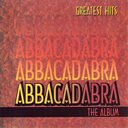 abbacadabra the album cover