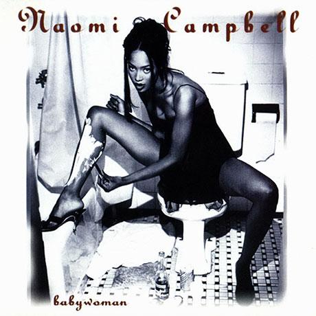 naomi campbell baby woman