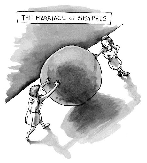 marriage sisyphus