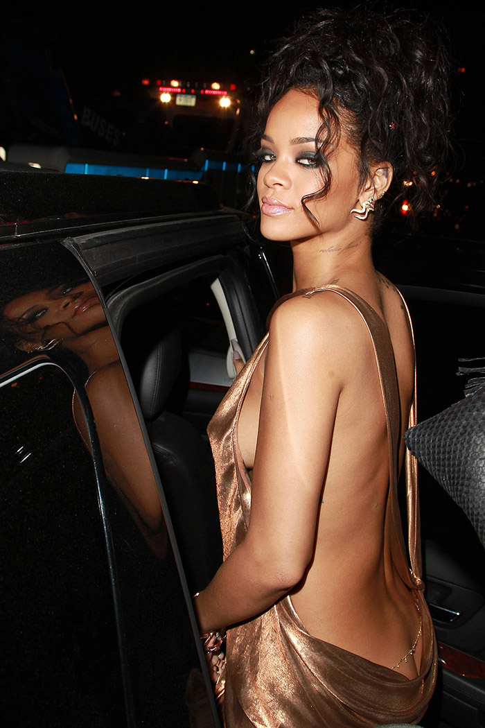 dress like rihanna