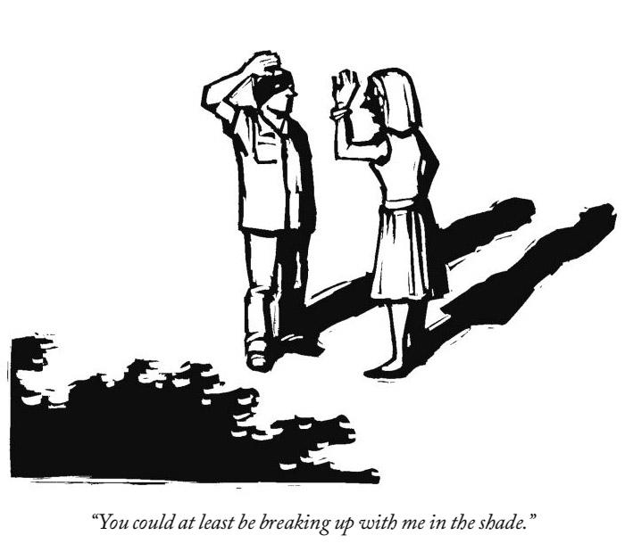 sunny breakup