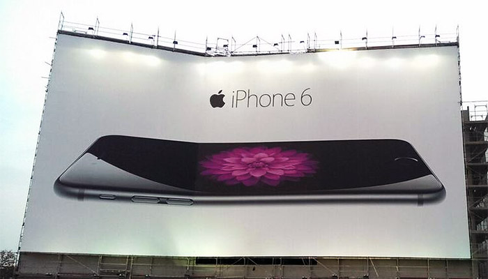 iphone 6 banner