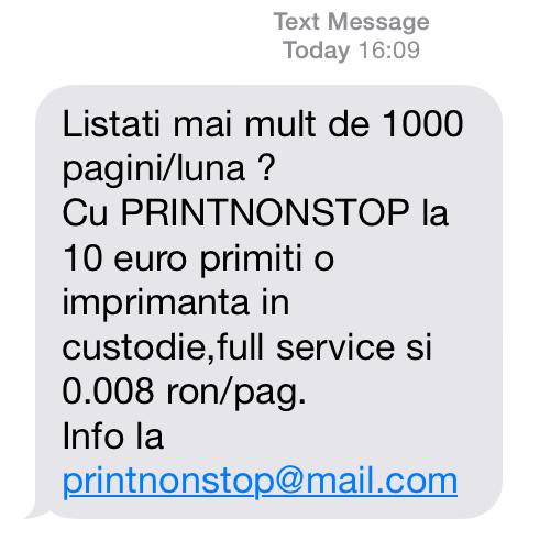 printnonstop