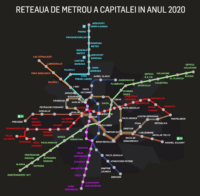 Urmeaza Alte Predictii Demagogice Despre Metroul Din Bucuresti