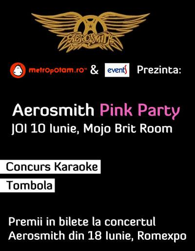 aerosmith party