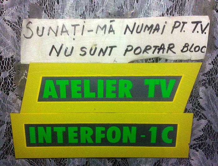 atelier tv