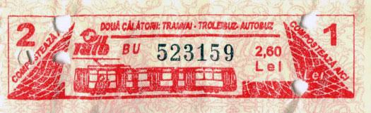 bilet ratb