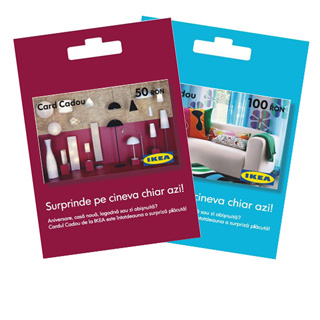 card IKEA