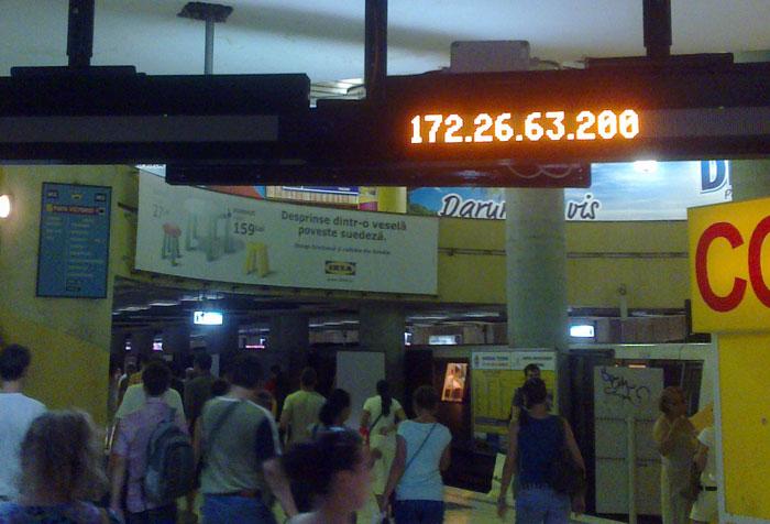 ip metrou