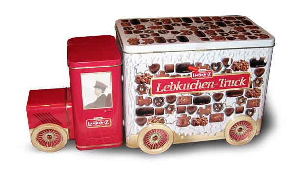 Lambertz Lebkuchen Truck