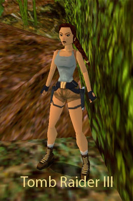 lara croft 3