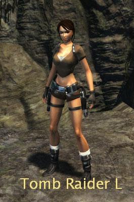 lara croft 7