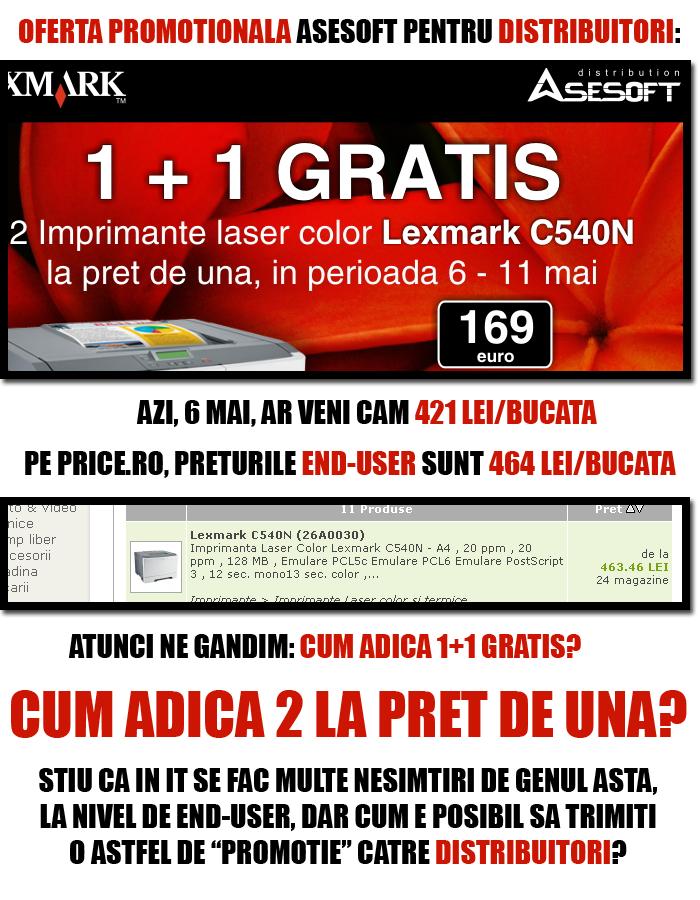 lexmark asesoft