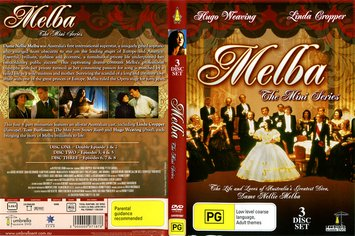melba mini series dvd cover