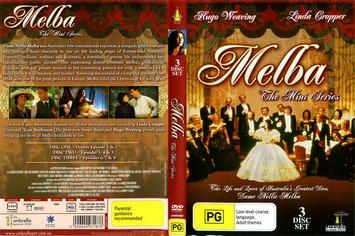 melba mini series dvd cover