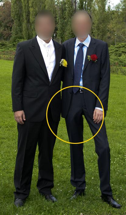 wedding boner